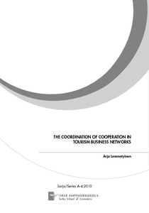 the coordination of cooperation in tourism business networks