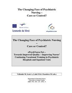 Psychiatric Nursing Pdf