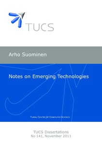 Notes on Emerging Technologies