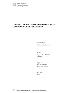 Netnography Doing Ethnographic Research Online Pdf